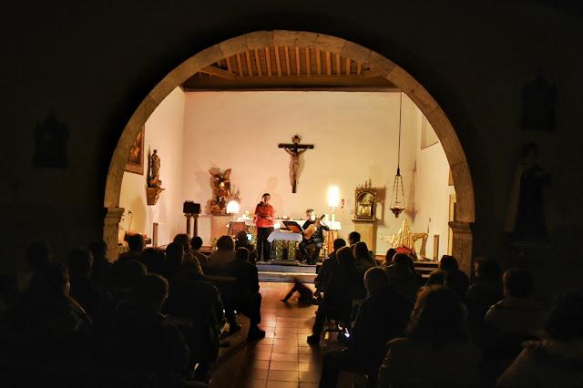 Juzbado, Fernando Rubio, Pilar Quiroga
