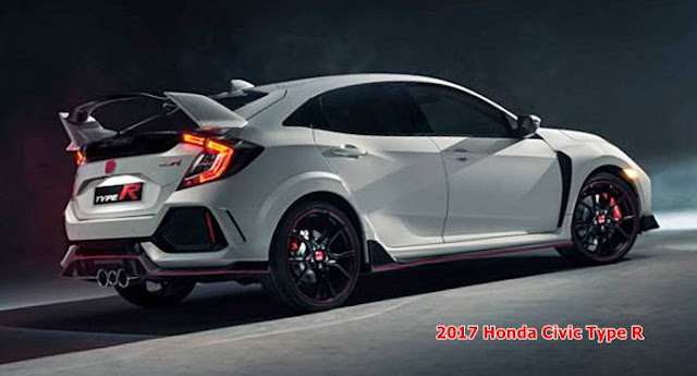2017 Honda Civic Type R: The Hot Hatch Turned Up to 11