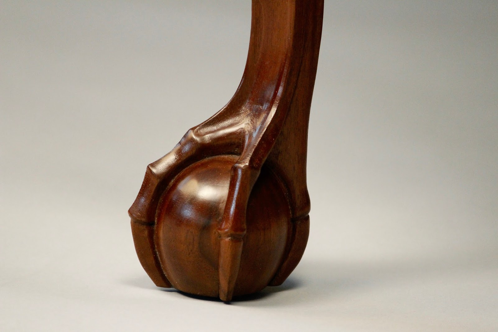 Bon Handmade Reproduction Furniture · Highboy Ball And Claw Foot