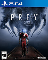 Prey (2017) Game Cover PS4