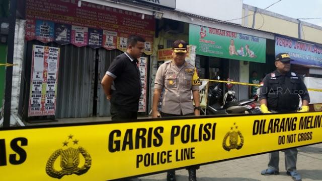 Ilustrasi Police Line