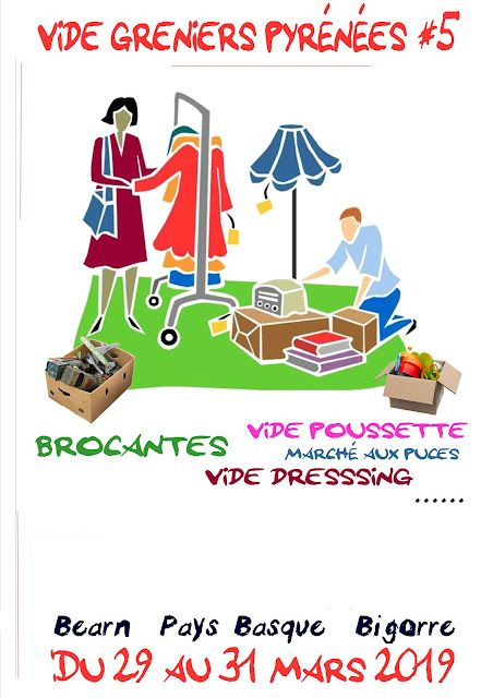 Vide Grenier Brocantes #5 des Pyrénées 2019