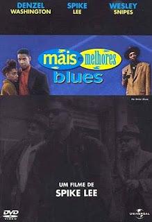 Mais e Melhores Blues - BDRip Dual Áudio
