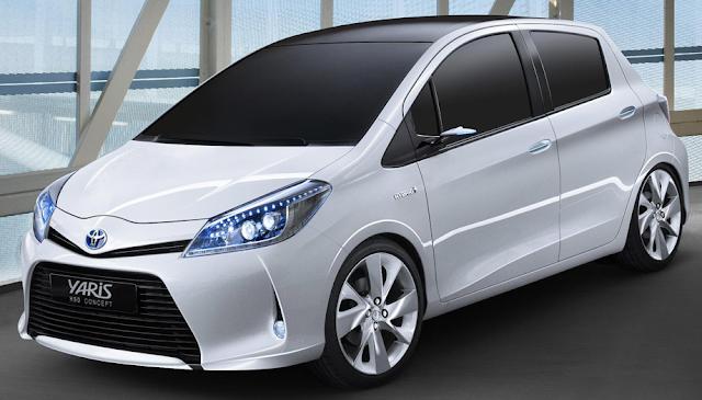 New Toyota Yaris 2016