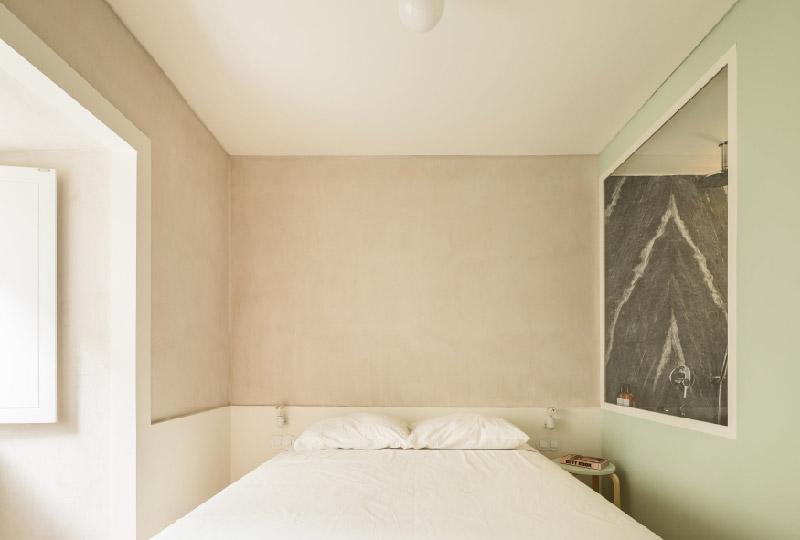progetto ristrutturazione appartamento a Lisbona - studio DC.AD