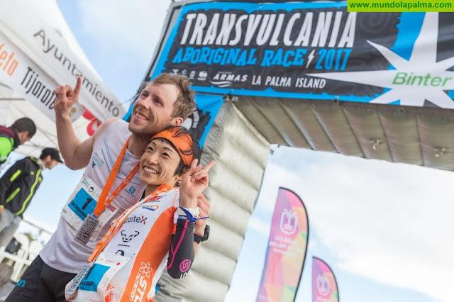El Kilómetro Vertical de Transvulcania, otra vez en el circuito mundial
