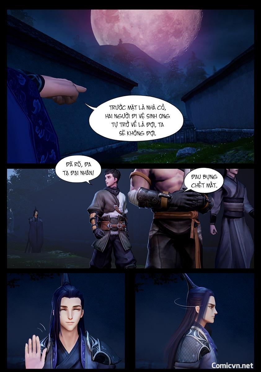 Thủ Mộ Bút Ký - Chapter 36: Quái Tử Tướng - Pic 7