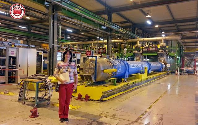 SM18, CERN