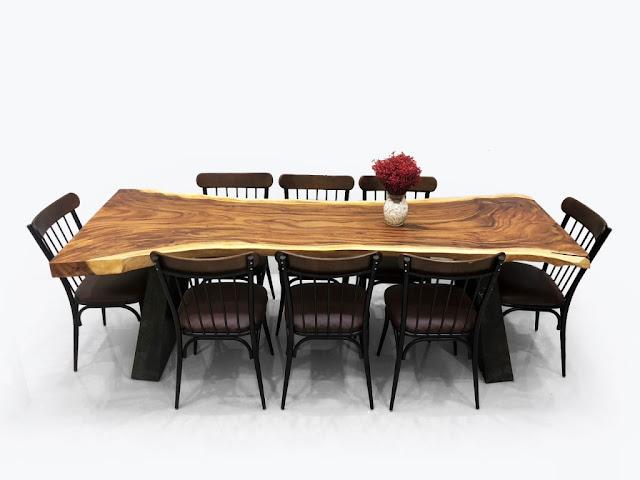 29 Mẫu Mặt bàn Gỗ Me Tây Nguyên đẹp, Gỗ me tây nguyên khối, Go me tay nguyen khoi, ban go me tay nguyen khoi, bàn gỗ me tây nguyên khối, dogonoithattaihue.com