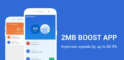 Speed Booster - Ram, Baterai & Game Speed Booster