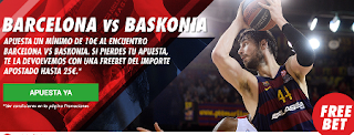 circus promocion acb Barcelona vs Baskonia 28-29 septiembre