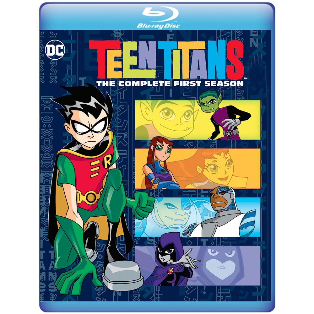 Teen Titans Complete Series