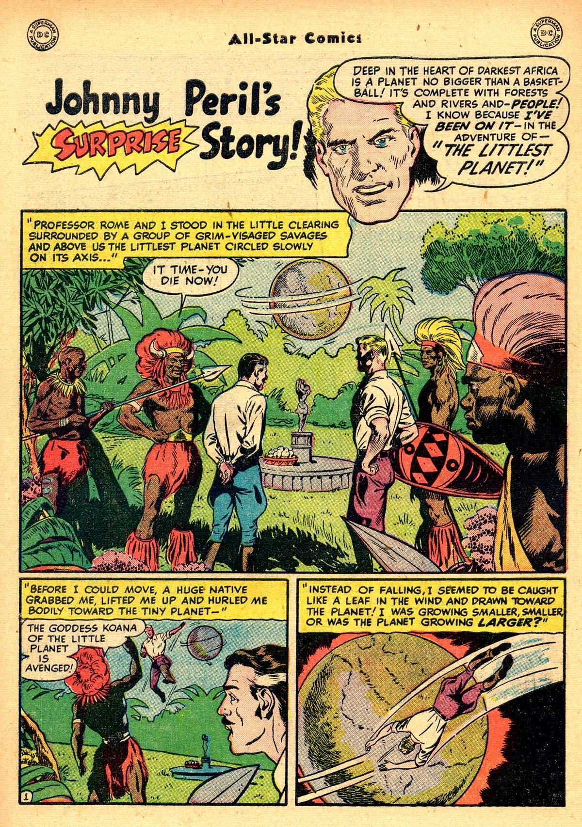 Read online All-Star Comics comic -  Issue #48 - 44