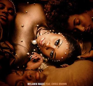 Remy Ma FT Chris Brown Melanin Magic (Pretty Brown)