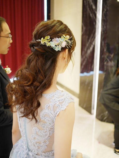 台北新秘 | 新秘推薦 | 新娘秘書 |敬酒造型 | 新娘造型2017 | 新娘造型2018 | 公主頭造型 | 半盤髮