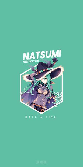 Natsumi - Date A Live III Wallpaper