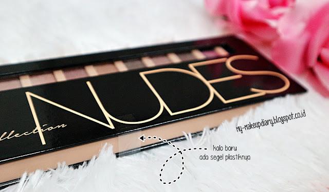 LA Girl Nudes Eyeshadow Palette