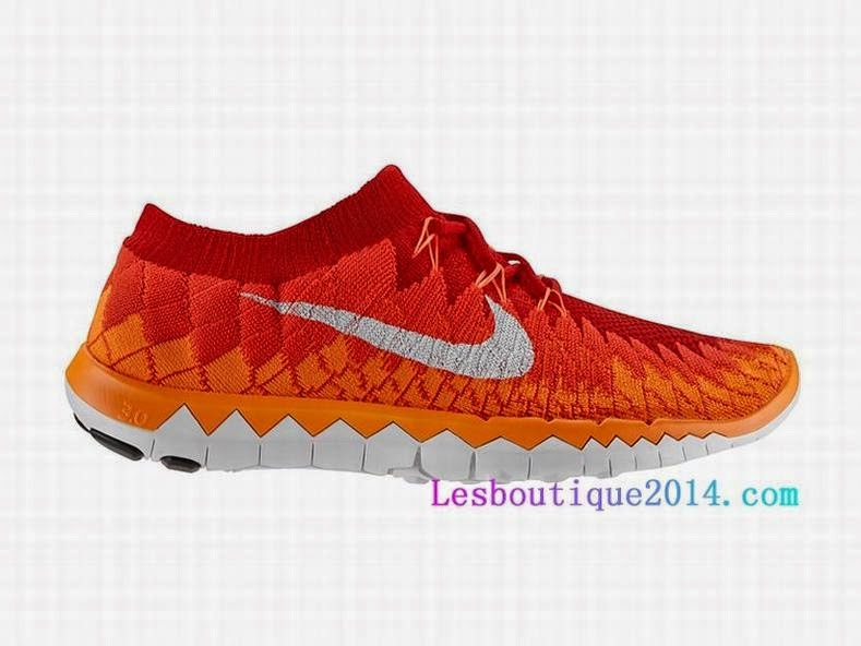 regard détaillé aeef9 cf42e Nike Free 3.0 Flyknit Chaussure de Running Pas Cher pour ...