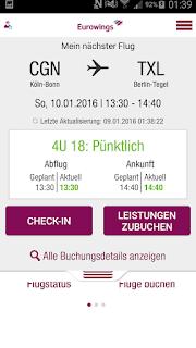 App de Eurowings
