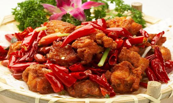 Gambar Manfaat Makanan Pedas