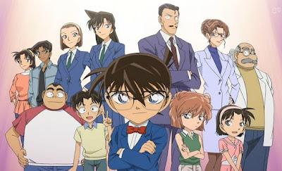 Огляд: Детектив Конан \ Detective Conan \ 名探偵コナン