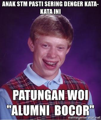 14 Meme Anak STM Ini Bikin Bangga Campur Greget Jadi Alumni STM