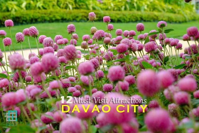 Davao tourist attractions