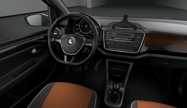 Volkswagen Special Up! 2018
