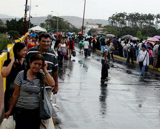 Frontera con Colombia podría ser reabierta antes del 15 de agosto