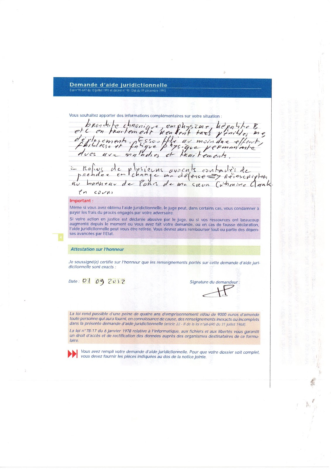P h nix blogue qui rena t toujours de ses censures demande d 39 aide juridictionnelle pour appel - Bureau d aide juridictionnelle paris ...