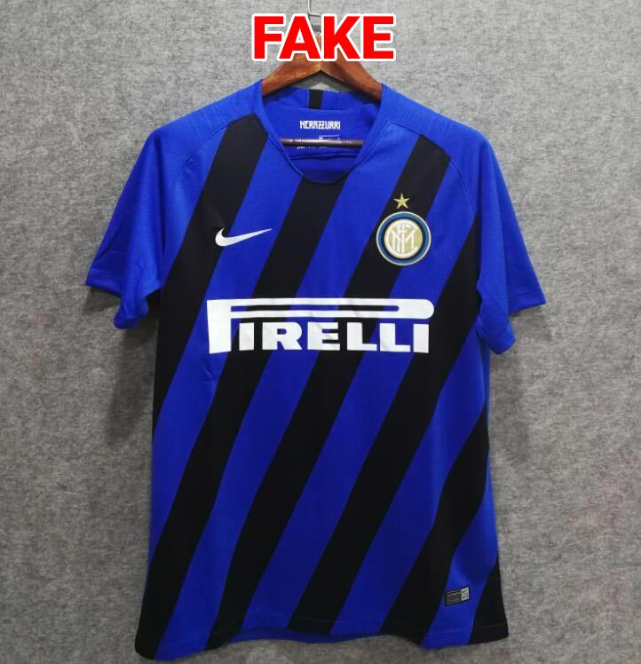 watch 341f3 faa05 Fake - This is Not The Nike Inter Milan 2019-20 Home Kit ...