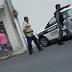 Policial Militar que matou Funcionário da Netline por motivo de um som alto, se apresenta e termina Preso por força de mandado de prisão.