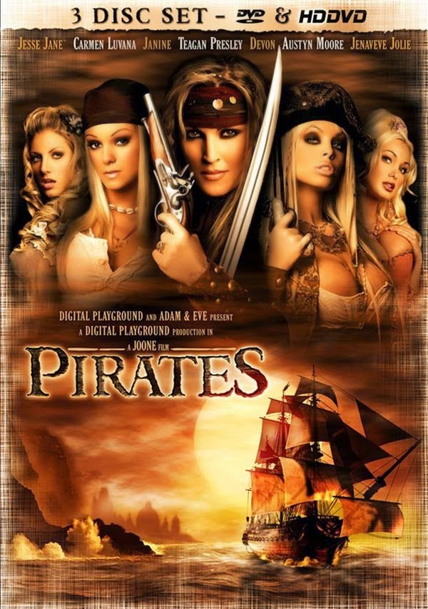 Pirates XXX Porn Parody HD