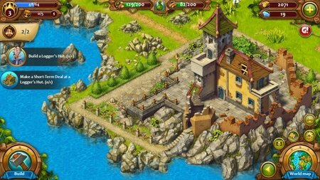 Game Maritime Kingdom