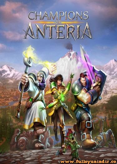 Champions Of Anteria PLAZA Tek Link