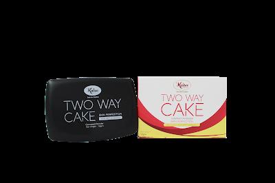 Kaisa Two Way Cake
