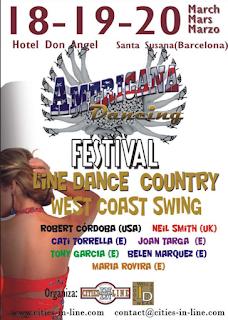 Americana Dancing Festival