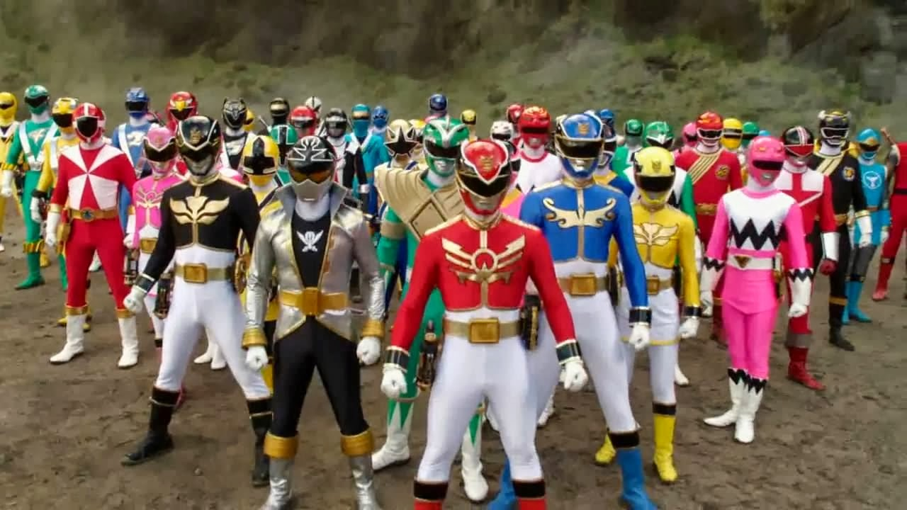 Cartoon Network Brasil: Assista ao Teaser da Batalha Lendária de Power  Rangers: Super Megaforce na Final de Temporada