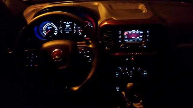 Fiat Toro 1.8 Flex Automática - teste carblog