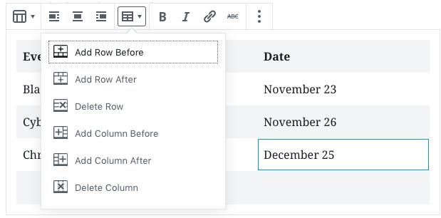 wordpress 5.0 update