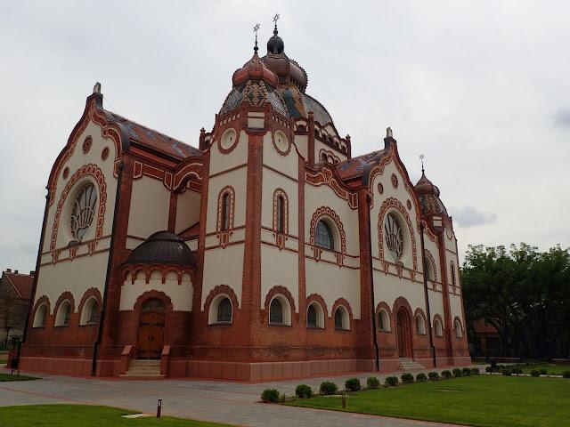 W serbskiej Suboticy widać węgierskość prawie na każdym kroku