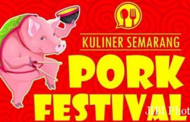 Ormas Islam Protes! Desak Polisi Batalkan Festival Masakan Babi di Semarang