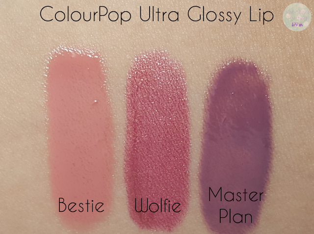 ColourPop | Ultra Glossy Lip | Kat Stays Polished