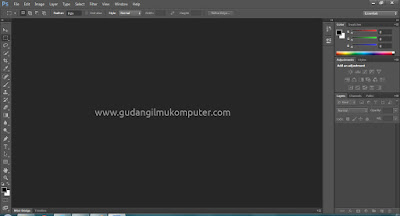 Cara Menginstal Aplikasi Adobe Photoshop CS6 Extended