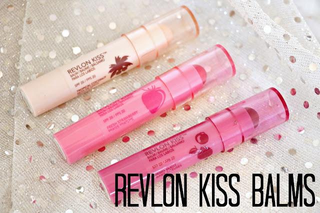 revlon kiss balms