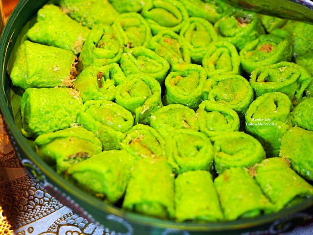 Traditional Kuih Muih Melayu - Ramadhan Buffet 2018 The Resort Café's Sunway Resort Hotel & Spa