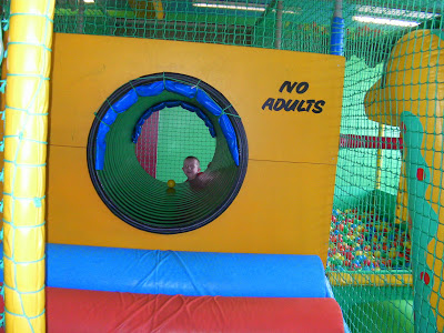 soft play area pirate petes portsmouth ball pit bouncy castle