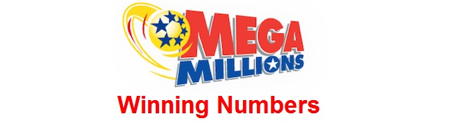 Mega Million Winning Numbers
