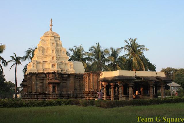 Kalleshwara Temple Ambali