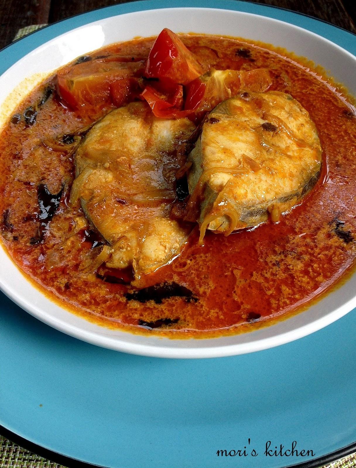 Resepi Ikan Tenggiri Masak Kari ~ Resep Masakan Khas